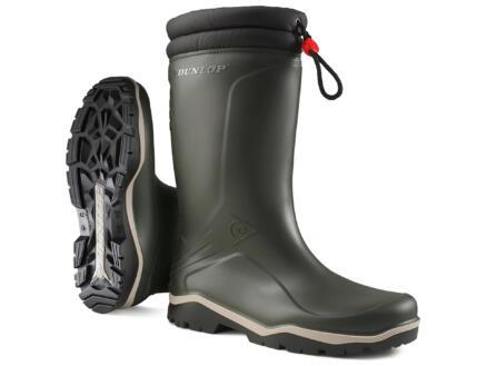Dunlop winterlaars groen 40