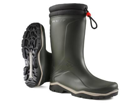 Dunlop winterlaars groen 44