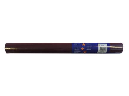 Gekkofix zelfklevende folie 45cm x 1m velvet bordeaux
