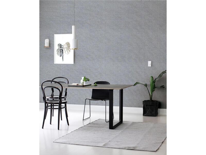Linea Wall zelfklevende folie 90cm x 3m majestic silver