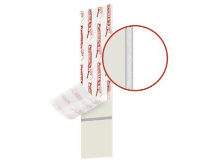 Tesa zelfklevende strips behang & pleister navulling 8cm 1 kg 6 stuks
