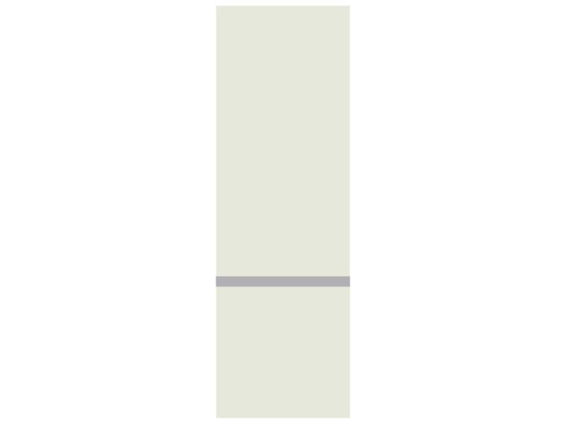 Tesa zelfklevende strips behang & pleister navulling 9 stuks