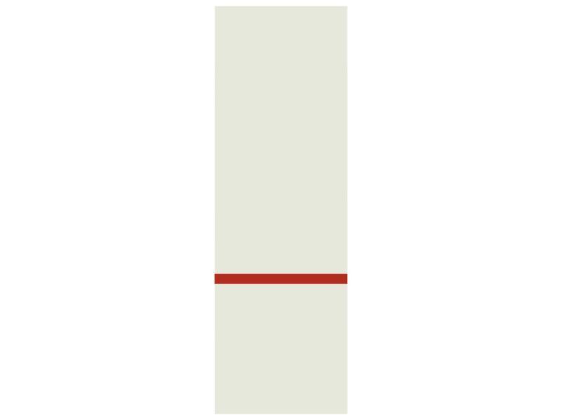 Tesa zelfklevende strips tegels & metaal navulling 6cm 2kg 9 stuks