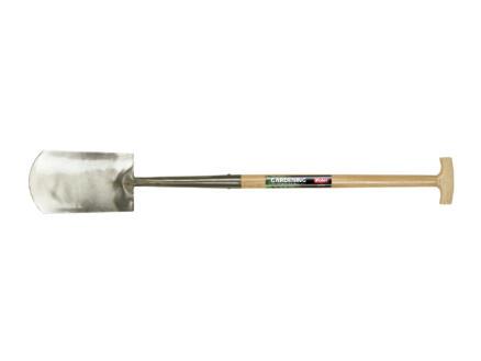 Polet zwanehalsspade 28x15x16,5 cm + T-steel 85cm